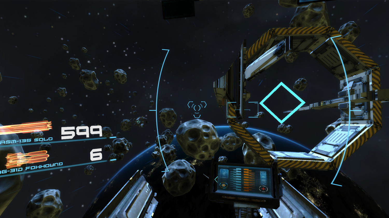 End space vr screenshots and alpha news gearvr for Space tutorial