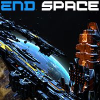 End Space VR logo