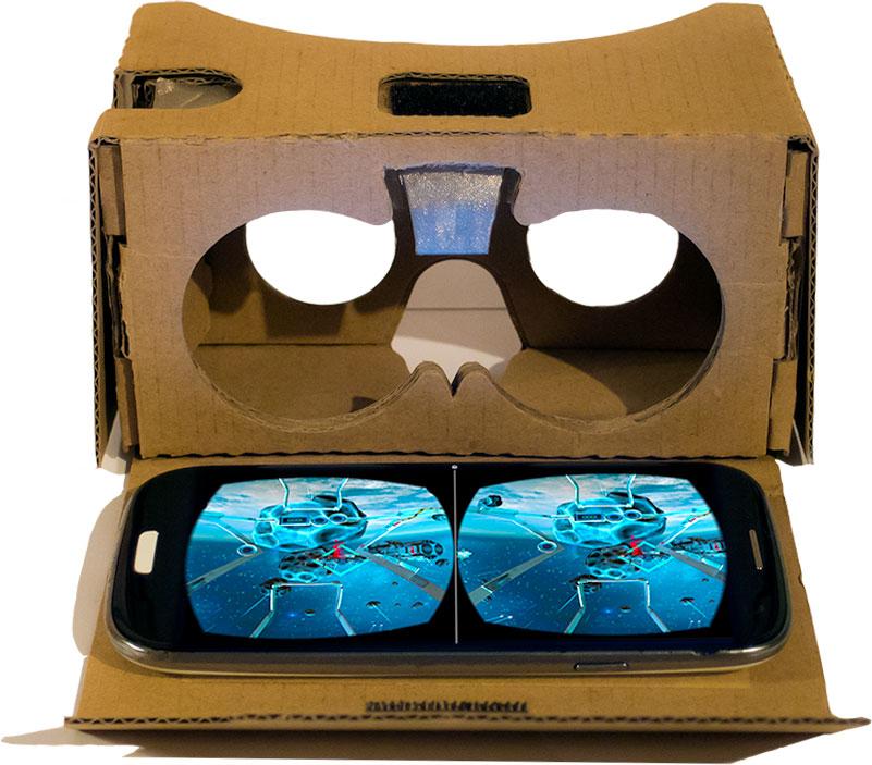 End Space VR for Google Cardboard