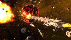 End Space VR Screenshot