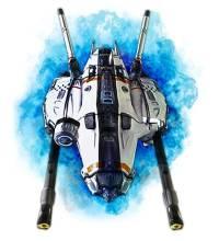 Minos Starfighter VR logo