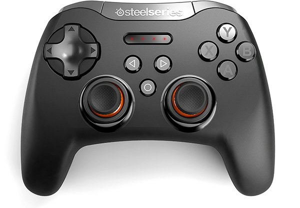 The SteelSeries Stratus XL - The best controller for Gear VR