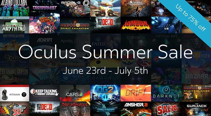 End-Space-Oculus-Summer-Sale