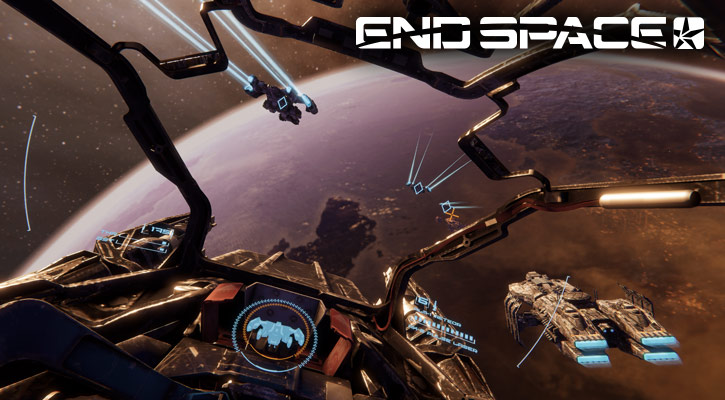 End Space released for PSVR in the EU