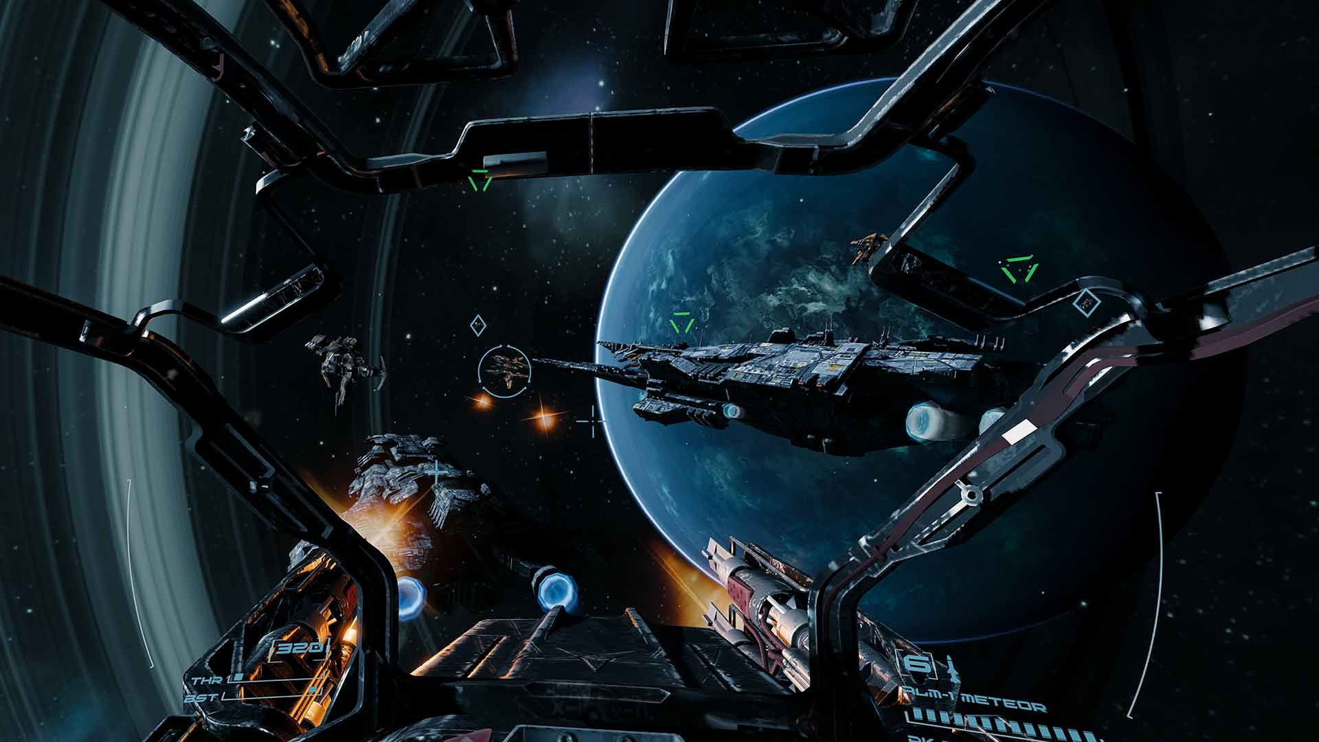 End Space Dev Blog