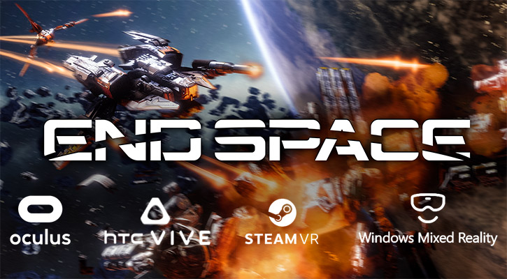 End Space launching on Steam March 29 - End Space